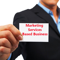 marketing services based businesses