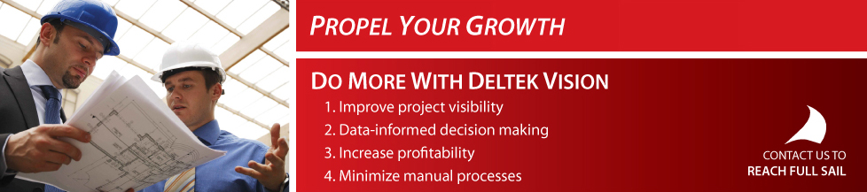 ERP solution designed for Architecture, Engineering, & Construction Industry