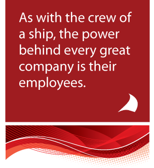 Power Behind A Great Company: Employees