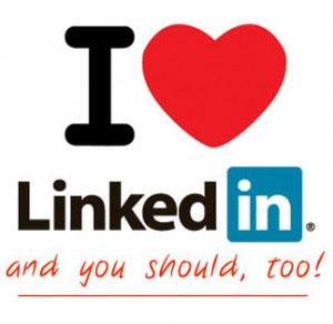 I love LinkedIn