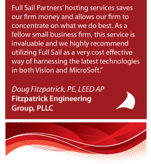 Fitzpatrick Engineering Hosting Recommendation