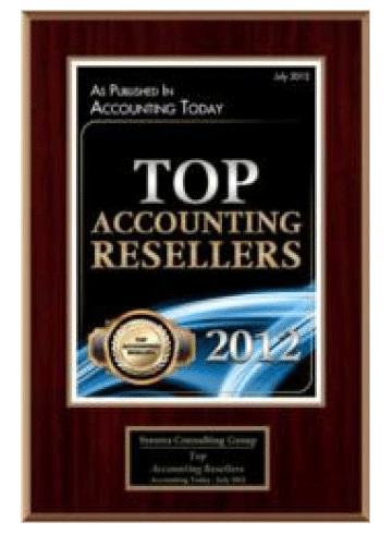 Var 100 AccountingToday, cloud crm solutions, cloud accounting solutions, cloud database solution, cloud based service