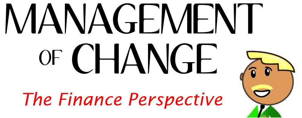management of change finance