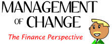 management of change finance