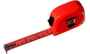 Red tape measure 008
