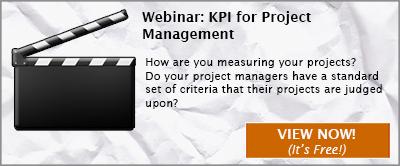 Project KPI, Project Management KPI