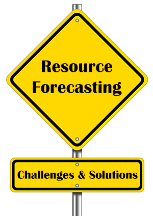 resource forecasting challenges solutions small