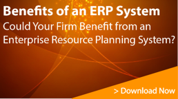 Benefits of ERP System