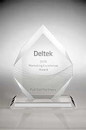 2016 Deltek Marketing Excellence Award Final