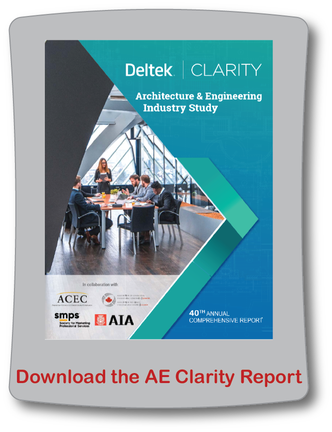 Deltek AE Clarity Report Download