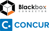 Blackbox Connector and SAP Concur