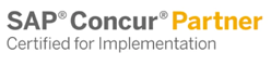 Concur Implementation Partner