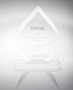 Deltek Partner Marketing Excellence 2017