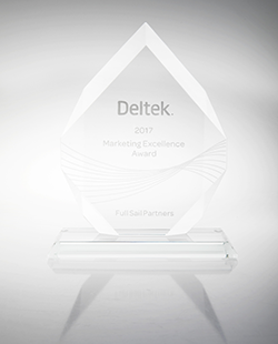 Deltek Partner Marketing Excellence 2017
