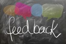 Continuous feedback