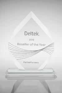 Deltek Reseller of the Year 2018