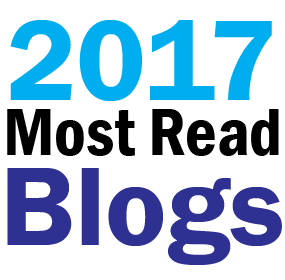 2017 Most Read Blogs