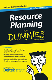 Resource Planning for Dummies