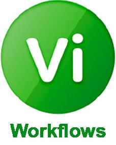 Vision Workflows