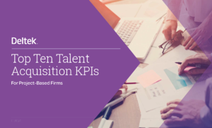 eBook The Top 10 Acquisition KPIs for Project-Based Firms Cover