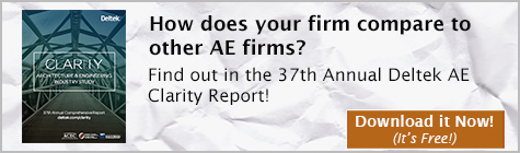 Deltek 37th AE Clarity Report