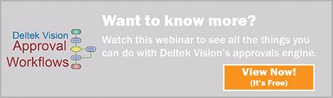 Full sail partners blog deltek vision deltek vision approvals engine fandeluxe Image collections